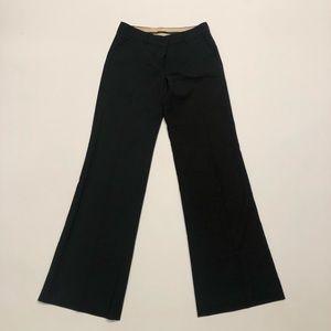 🍀 Theory wide leg elegant wool pants 0